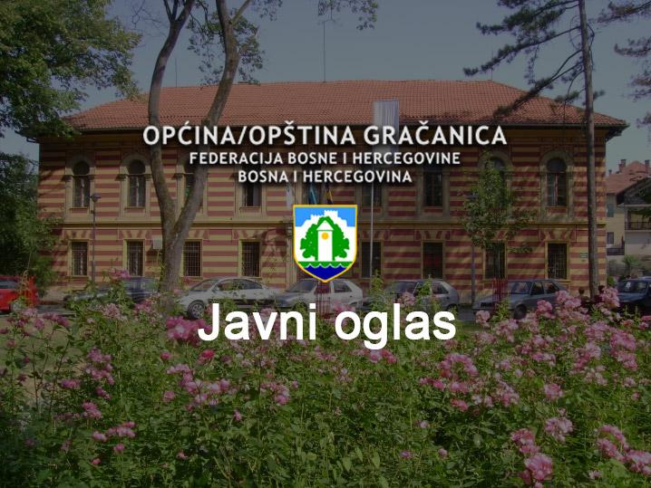 JAVNI OGLAS za imenovanje članova Skupštine Turističke zajednice općine Gračanica