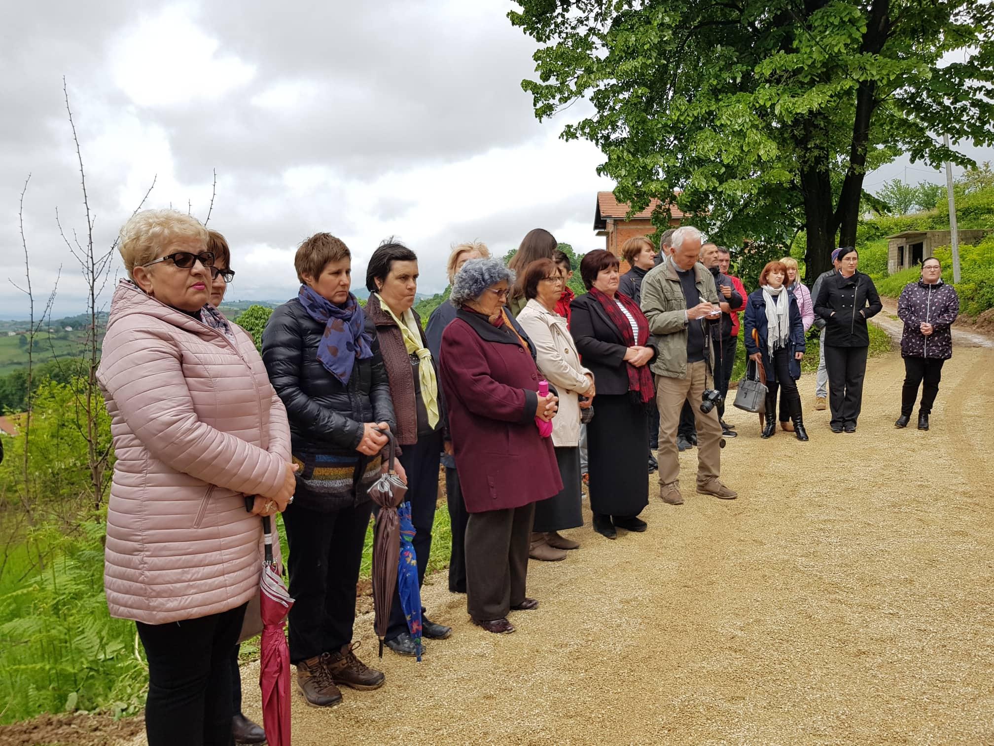 Obilježen 15. Maj, Dan civilnih žrtava rata općine Gračanica