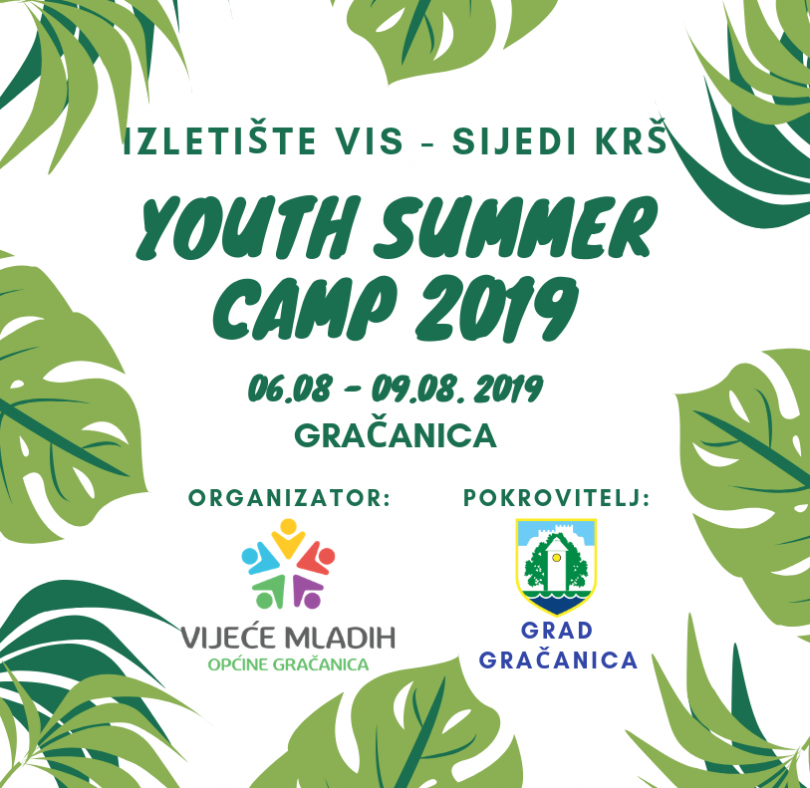 Prijavi se na Youth Summer Camp Gračanica 2019.