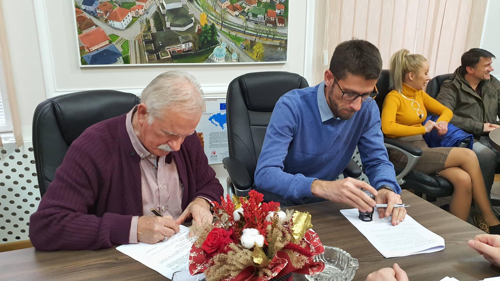 Potpisani Ugovori za dodjelu poticaja razvoju privrednih društava i obrta