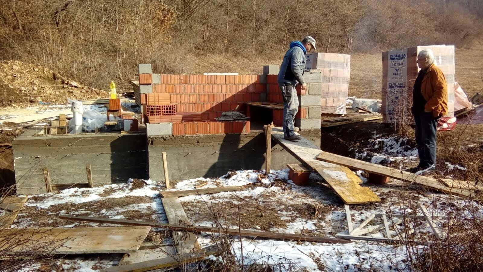 U toku realizacija projekta crpne pumpe u MZ Rašljeva