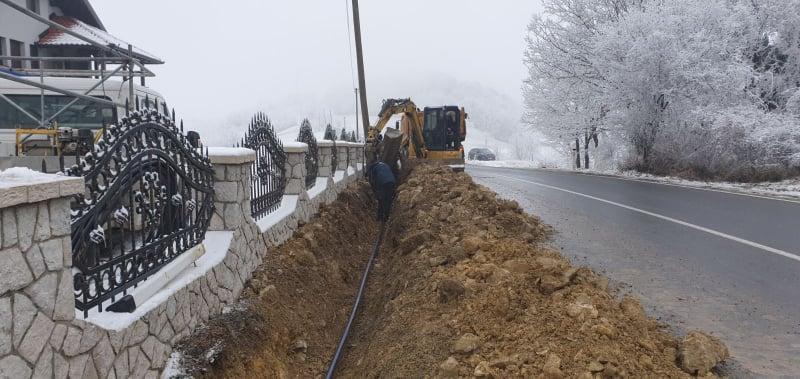 Stvoreni uslovi za širenje mreže vodosnabdjevanja u MZ Vranovići